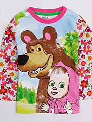 Kid's Top & T-Shirt , Cotton Casual NOVA