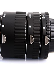 Meike® Plastic Auto Focus AF Macro Extension Tube Set for Nikon Camera MK-N-AF-B