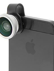 IB-F8001 Fish Eye Clip Photo Lens for iPhone 4/4S iPad 2 New Pad