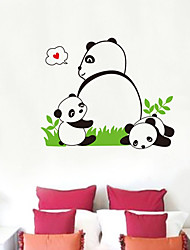 Panda modello Wall Sticker (1PCS)