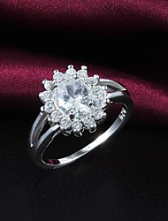 MISS U 925 Diamant Zirkonia Ring