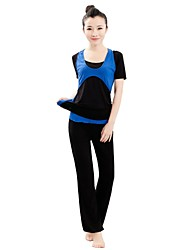 Dancewear Damen Viscose Rayon Praxis / Yoga Outfits (weitere Farben)