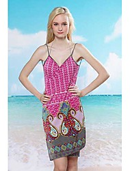 Glamour Girl Europe And The United States Sling Sexy Quality Beach Skirt