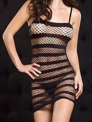 Women Chemises & Gowns Nightwear , Elastic/Mesh