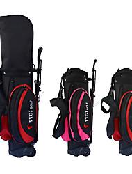 Unisex Nylon Versátil Golf Bag com suporte