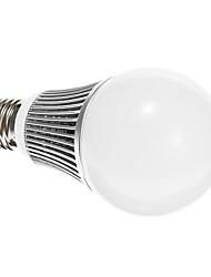 Lampadine globo 14 SMD 5730 E26/E27 7 W Intensità regolabile 600 LM 3000 K Bianco caldo AC 220-240 V