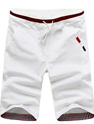 100% Cotone Pantaloni Casual Uomo HiEnd