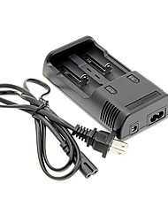 JETBeam I2 Battery Charger for 26650/18650/16340 (for 2 Batteries)