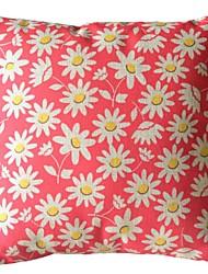 Lussureggiante Bella floreale di stile rurale copertura del cuscino