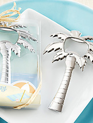 Palm Breeze Chrome Palmier ouvre-bouteille, W10.5cm xL8cm