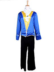 Beauty and the Beast Palace Beast Blue Swallowtail Men's Halloween Costume