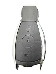 2-Button Remote Smart Key Case for Benz