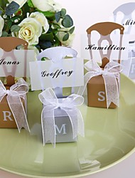 36 Piece/Set Favor Holder - Creative Card Paper Favor Boxes
