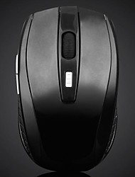 High Performance sem fio 2.4G Gaming Mouse com 6 Keys 1600dpi