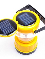 9-LED Lanterna Solar Outdoor Super Bright Camping Luz