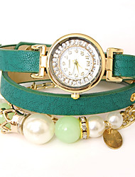oser u style occidental perlé populaire montre réglable