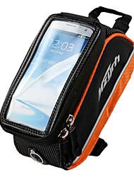 Fahrradrahmentasche / Handy-Tasche Radsport Füriphone 4/7S / Iphone 6/IPhone 6S / Iphone 5 C / Andere ähnliche Größen Phones / iPhone