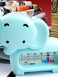 Blue Elephant Waterproof Baby Safety Bath Thermometer