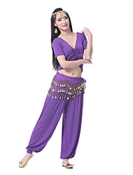Belly Dance Outfits Women's Performance Mercerized Cotton