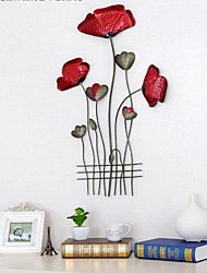 Wrought Iron Poppy Wall Act The Role Ofing