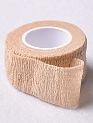 Cotton Self-adhesion Protective Bandage for Ballet Shoes 450cm*2.5cm (one roll)