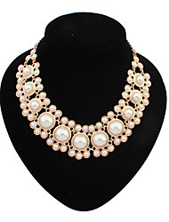 Tiffany Western Fashion Pearl Grace Delicated Necklace