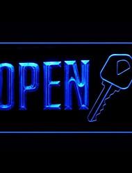 OPEN Keys Advertising LED Light Sign