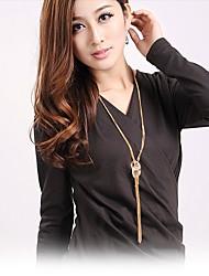 Элизабет Корея моды свитер цепи