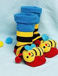Baby Shower Bee Baby Sock