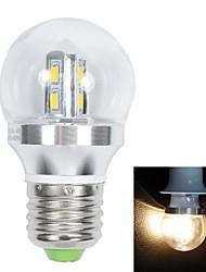 Warm White Light LED Light Bulb (AC 85-265V) E27 4W