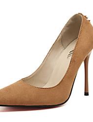 ipien moda tacco sottile cuspide scarpe singolo scarpe tacco (colore casuale)