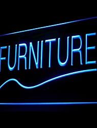 магазин мебели рекламы привело свет знак