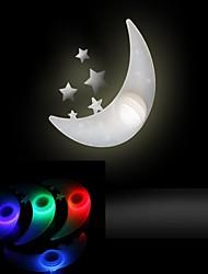 The Moon Shape 4 Colors Cycling Wheel Lights(ZSF-10)