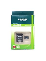 genuino Kingmax micro scheda SD / SDHC con adattatore SD card (64gb/class 10)