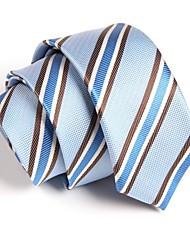SKTEJOAN® Men's Business Suits Polyester Striped Narrow Tie(Width: 5CM)