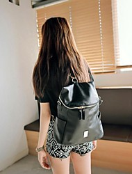 Women's New Retro Vintage Bucket Book School Bag Travel Sports Camping Backpack