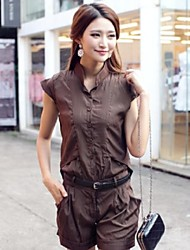 Women's New Summer Trend Leisure Fashion Major Suit Jumpsuits