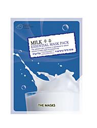 As máscaras Leite EssentialMask Pacote