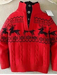 Boy's Cotton Sweater & Cardigan,Winter / Spring / Fall