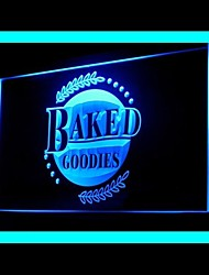 Presentes cozidos Publicidade LED Sign