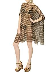 Vestido Perspectiva de las Mujeres con el modelo de Libra