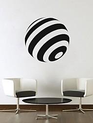 JiuBai™ Ball Pattern Wall Sticker Wall Decal, 60cm*60cm