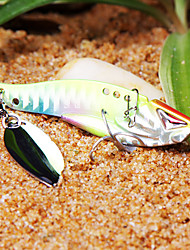 Fishing Bait 60MM/15G Colorful Spinner Fishing Lure Pack