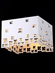 lámparas de techo, 4 luz, simple artística ms-86451 moderno