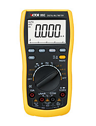 VICTOR VC86E High Precision Frequency Capacitance Temperature with USB Universal Meter Digital Multimeter