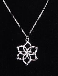 das mulheres o senhor dos anéis hobbit elfo Galadriel flor branca colar