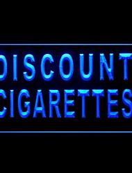 скидка сигареты реклама привело свет знак