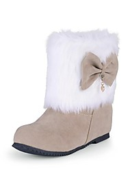 Women's Flat Heel Snow Boots Ankle Boots (More Colors)