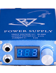 LCD Blue screen Blue Tattoo Power Supply