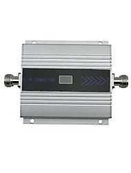 "TWP 2100Mz 1920~1990MHz / 2110~2180MHz 1.5"" LCD Display Cell Phone Signal Booster Amplifier - Grey"